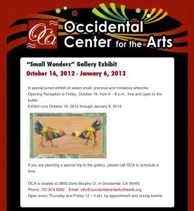 Occidental Center for the Arts